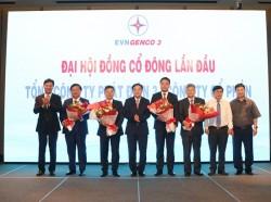 GENCO 3 tổ chức thành công Đại hội đồng cổ đông lần đầu