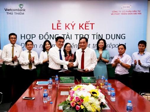Vietcombank tài trợ vốn cho dự án điện mặt trời Srêpok 1