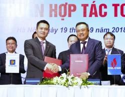 PVN ký thỏa thuận hợp tác toàn diện với Petrolimex