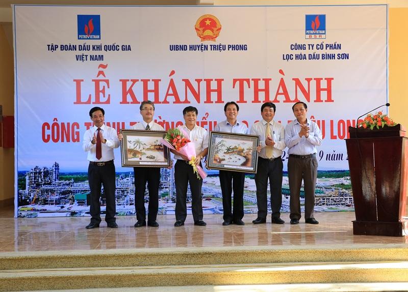 BSR khánh thành trường tiểu học tại Quảng Trị 2