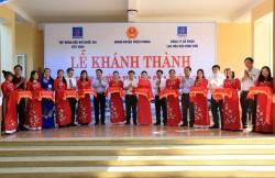 BSR khánh thành trường tiểu học tại Quảng Trị