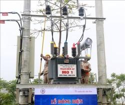 Thôn đặc biệt khó khăn của Lào Cai đã có lưới điện quốc gia