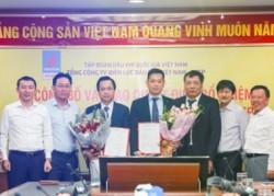 PV Power trao quyết định bổ nhiệm các Phó tổng giám đốc