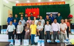 Công ty Nhiệt điện Vĩnh Tân với hoạt động tri ân