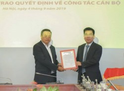 Công bố quyết định bổ nhiệm ông Lê Xuân Huyên làm Phó tổng giám đốc PVN