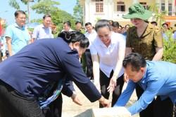 Khánh thành hệ thống cấp nước sạch tại Yên Bái do EVNNPC tài trợ