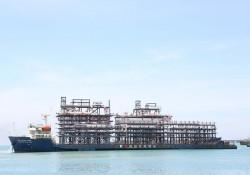 Doosan Vina xuất khẩu thiết bị đến Nhà máy Lọc dầu Ruwais