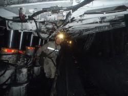 Ngày công lao động bình quân của thợ lò Khe Chàm tăng cao
