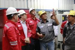 Vượt tiến độ công tác tiểu tu Nhà máy điện Nhơn Trạch 2