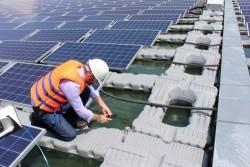 ADB đánh giá tác động môi trường dự án điện mặt trời Đa Mi