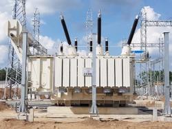 Chuẩn bị hoàn thành Trạm biến áp 220 kV Tây Ninh 2 (giai đoạn 1)