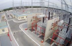 Đóng điện Trạm biến áp 500 kV Chơn Thành và đấu nối