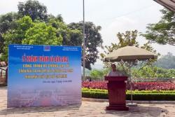 Khánh thành công trình 'kè chống sạt lở Khu di tích bà Hoàng Thị Loan' do PV GAS tài trợ