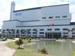 Nhà máy đốt rác phát điện Cần Thơ hoàn thành các công trình bảo vệ môi trường