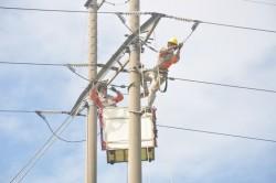 PC Hà Tĩnh tăng cường kiểm tra, xử lý khiếm khuyết trên lưới điện