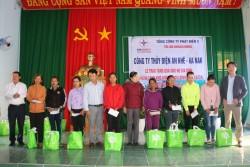 Thủy điện An Khê - Ka Nak: Điểm sáng trong công tác an sinh xã hội
