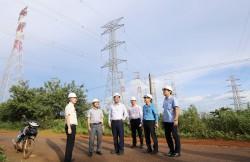 Kiểm điểm tiến độ thi công đường dây 500 kV Dốc Sỏi - Pleiku 2