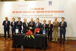 PV GAS và VinaCapital ký 'Bản ghi nhớ hợp tác phát triển chuỗi Khí - Điện'