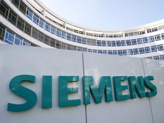 Tập đoàn Siemens hoàn tất việc 'tái cơ cấu'