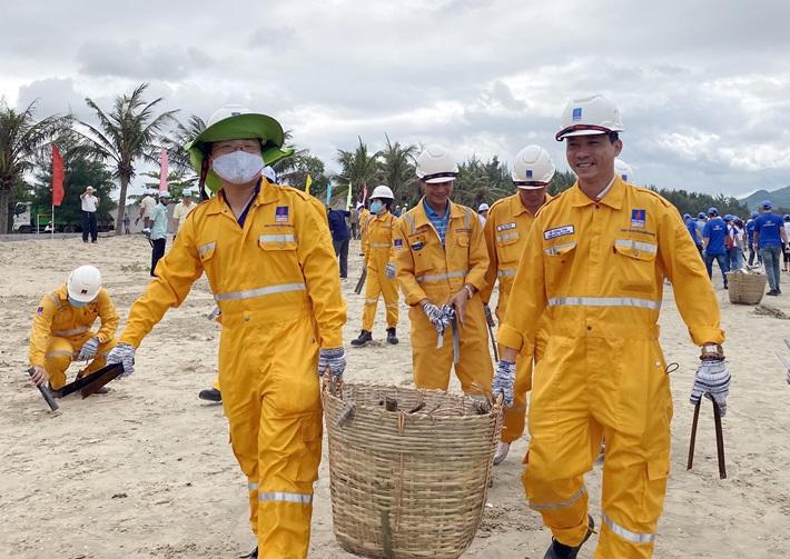 PV GAS hưởng ứng chiến dịch 'Làm cho thế giới sạch hơn' năm 2020