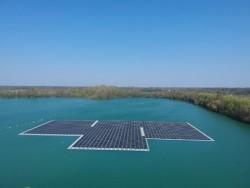Đắk Lắk đề xuất bổ sung dự án điện mặt trời nổi đầu tiên vào Quy hoạch
