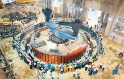 Thương hiệu Lilama trên công trình thủy điện lớn nhất Đông Nam Á