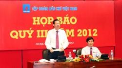 PVN hoàn thành các chỉ tiêu sản xuất, kinh doanh 9 tháng năm 2012