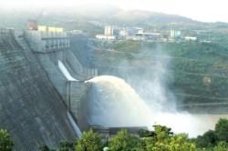Đập thủy điện Sông Tranh 2 an toàn và ổn định theo thiết kế