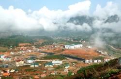 Phát triển kinh tế xã hội vùng tái định cư Thủy điện Sơn La