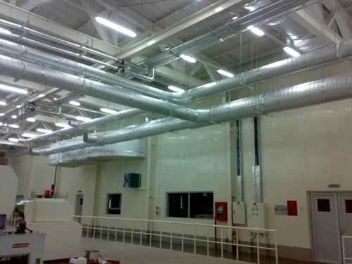 Lãng phí năng lượng chủ yếu từ hệ thống điều hòa