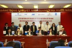 PVEP ký hợp đồng tín dụng 140 triệu USD phát triển và khai thác dầu khí