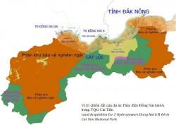 Loại khỏi quy hoạch dự án thủy điện Đồng Nai 6 và 6A