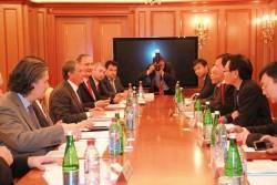 Petrovietnam và Rosneft thống nhất nội dung hợp tác