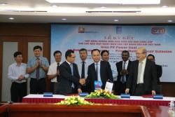 Ký hợp đồng nhập khẩu than cho các nhà máy nhiệt điện của PVN