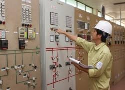 Đóng điện máy kháng điện TBA 500 kV Đà Nẵng