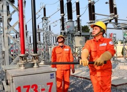 Over 99% communes in the country have national electricity network
