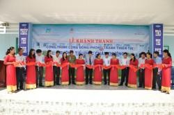 PVFCCo khánh thành hai nhà cộng đồng tại miền Trung