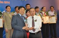 BSR là doanh nghiệp xuất sắc của tỉnh Quảng Ngãi 2014