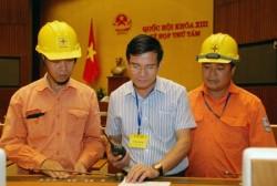 Diễn tập các phương án xử lý sự cố điện tại Nhà Quốc hội