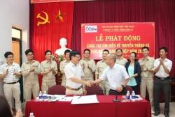 Thủy điện Sơn La thi tìm hiểu văn hóa doanh nghiệp 2014