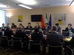 Tăng cường hợp tác giữa PVN và ENI