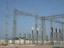 Đóng điện mạch 2 đường dây 220kV Thái Bình-Nam Định