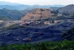 Phương án khai thác và đổ thải mỏ lộ thiên vùng Cẩm Phả