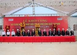 Khởi công dự án Nhà máy nhiệt điện Thăng Long