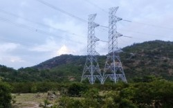 Đóng điện ĐZ đấu nối thủy điện Sông Bung vào hệ thống