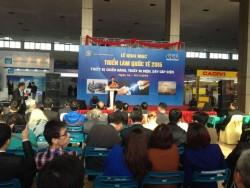 Triển lãm quốc tế thiết bị điện sắp diễn ra tại Hồ Chí Minh