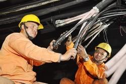 Khắc phục sự cố chập điện do hỏa hoạn tại đô thị Xa La