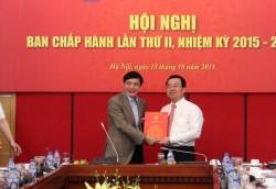 Bổ nhiệm quyền Bí thư Đảng ủy PVN
