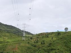 Đóng điện đường dây 500kV Sơn La - Lai Châu