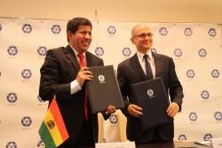 ROSATOM và Bolivia hợp tác về năng lượng nguyên tử